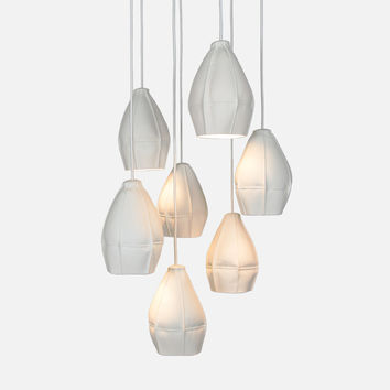 Kawa Pendants - Cluster of 7