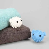 Puffer Fish Dryer Ball- Blue Multi One