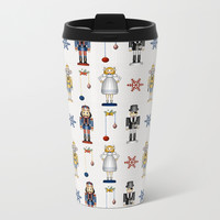 The Nutcracker Metal Travel Mug by vannina