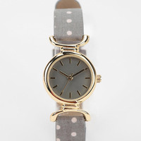 Urban Outfitters - Polka Dot Watch