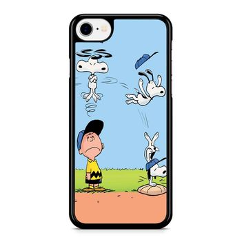 The Peanuts Movie Snoopy iPhone 8 Case