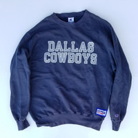 Dallas Cowboys Sweatshirt Made By Champion