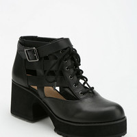 Shellys London Cutout Platform Ankle Boot - Urban Outfitters
