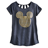 Mickey Mouse Icon Fashion Tee for Women
