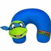 Nickelodeon Teenage Mutant Ninja Turtles Plush 3D Character Travel Pillow