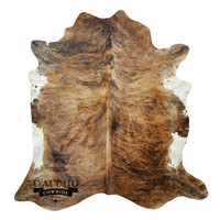 Cowhide Rugs - Premium Quality - 100% Natural - Exotic Brown & White