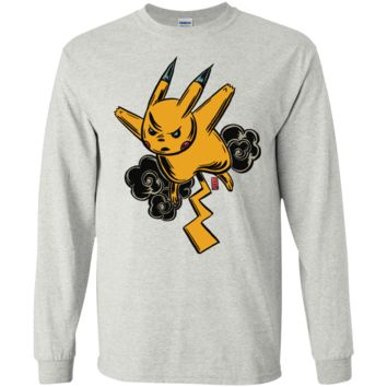 pokemon pikachu thunder 55 T-Shirt