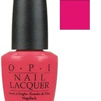 OPI Brights Nail Polish - Charged Up Cherry NL-B35