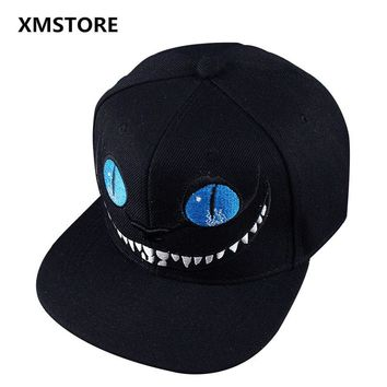 2017 New Alice In Wonderland Cheshire Cat Cartoon Baseball Caps BUGS BUNNY SYLVESTER Hats For Men Women Snapback Hiphop Hat W129