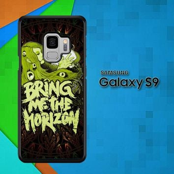 Bring Me The Horizon C0309 Samsung Galaxy S9 Case