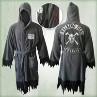 The Walking Dead Fleece Survivor Bath Robe