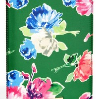 kate spade new york 'spring blooms' iPad mini folio