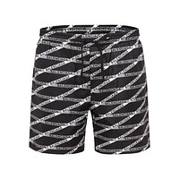BALENCIAGA Beach Shorts Fashion Casual Summer Wear Holiday Vacation S21