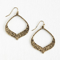 Boho Drop on By Earrings by ModCloth