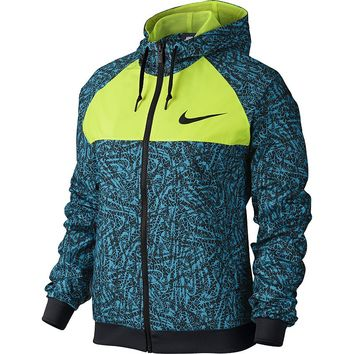Nike Allover Print City Jacket - Women's, Size: