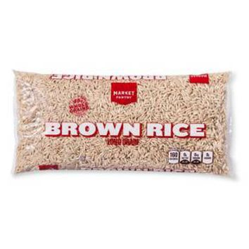 Brown Rice Long Grain 1 lb - Market Pantry™