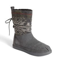 TOMS 'Nepal - Jacquard' Boot (Women) | Nordstrom