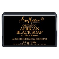SheaMoisture African Black Soap Face & Body Bar ... : Target