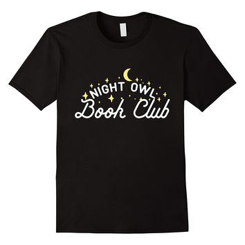 Night Owl Book Club T-Shirt