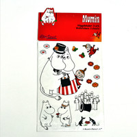 Moomin wall sticker