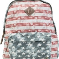 MADDEN GIRL STARS AND STRIPES BACKPACK   Swell.com