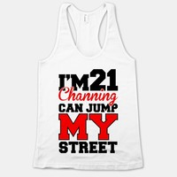 21 Jump Street (red and black font)