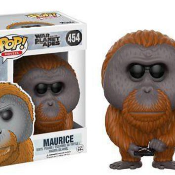 Funko Pop Movies: War for the Planet of the Apes - Maurice Vinyl Figure