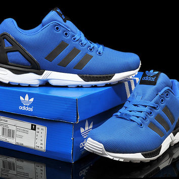 Adidas ZX Flux (Royal Blue) - ZXF028