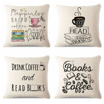 Bed/Sofa/Chair Pillow Cover