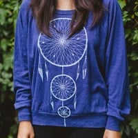 Poketo Dreamcatcher Eco-Pullover - Women