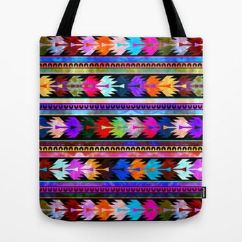 Mexicali #2 Tote Bag by Schatzi Brown