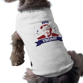 Donald Trump 2016 Election Dog Shirt