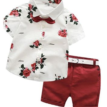 Judah 2 Piece Short Set