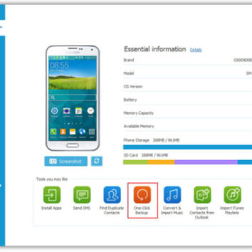 Wondershare MobileGo for Android 5.3.2 Full Crack Coupon