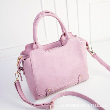 Winter Matte One Shoulder Bags [6582741255]