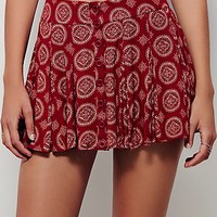 Free People FPX Gwen Mini Skirt