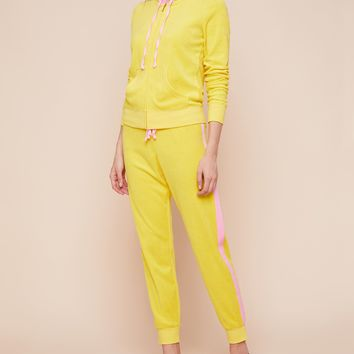 Colorblock Microterry Zuma Pant