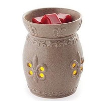 French Lily Glimmer Candle Warmer