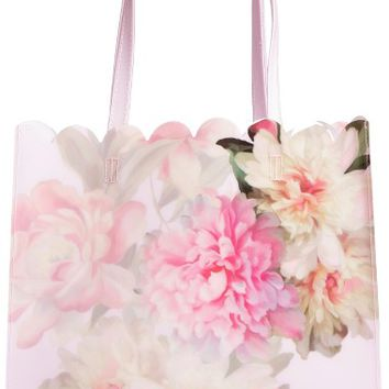 Ted Baker London Painted Posie Large Icon Bag | Nordstrom