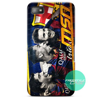Trio MSN Barcelona iPhone Case 3, 4, 5, 6 Cover