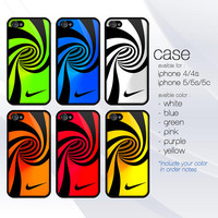 nike blaster case custom design available for iphone 4/4s,5/5s/5c and samsung galaxy S3/S4/S5 case