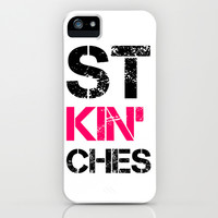 RIGHT BEST FUCKING BITCHES MATCHING iPhone & iPod Case by CreativeAngel | Society6