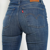 Mile High Super Skinny Jean - Shut The Front Door