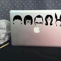 Bobs Burgers decal