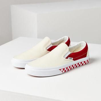 Vans & UO Colorblocked Slip-On Sneaker | Urban Outfitters
