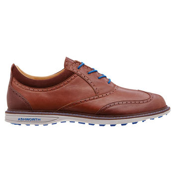 Ashworth Encinitas Wing Tip Golf Shoes