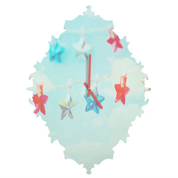 Lisa Argyropoulos Oh My Stars Baroque Clock
