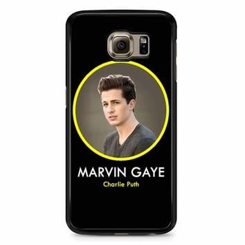 Charlie Puth Marvin Gaye Samsung Galaxy S6 Edge Plus Case