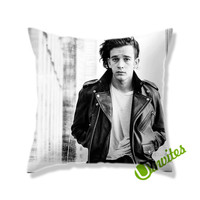 Matt Healy 1975 Band Square Pillow Cover