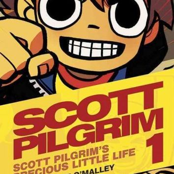 Scott Pilgrim 1: Precious Little Life (Scott Pilgrim)